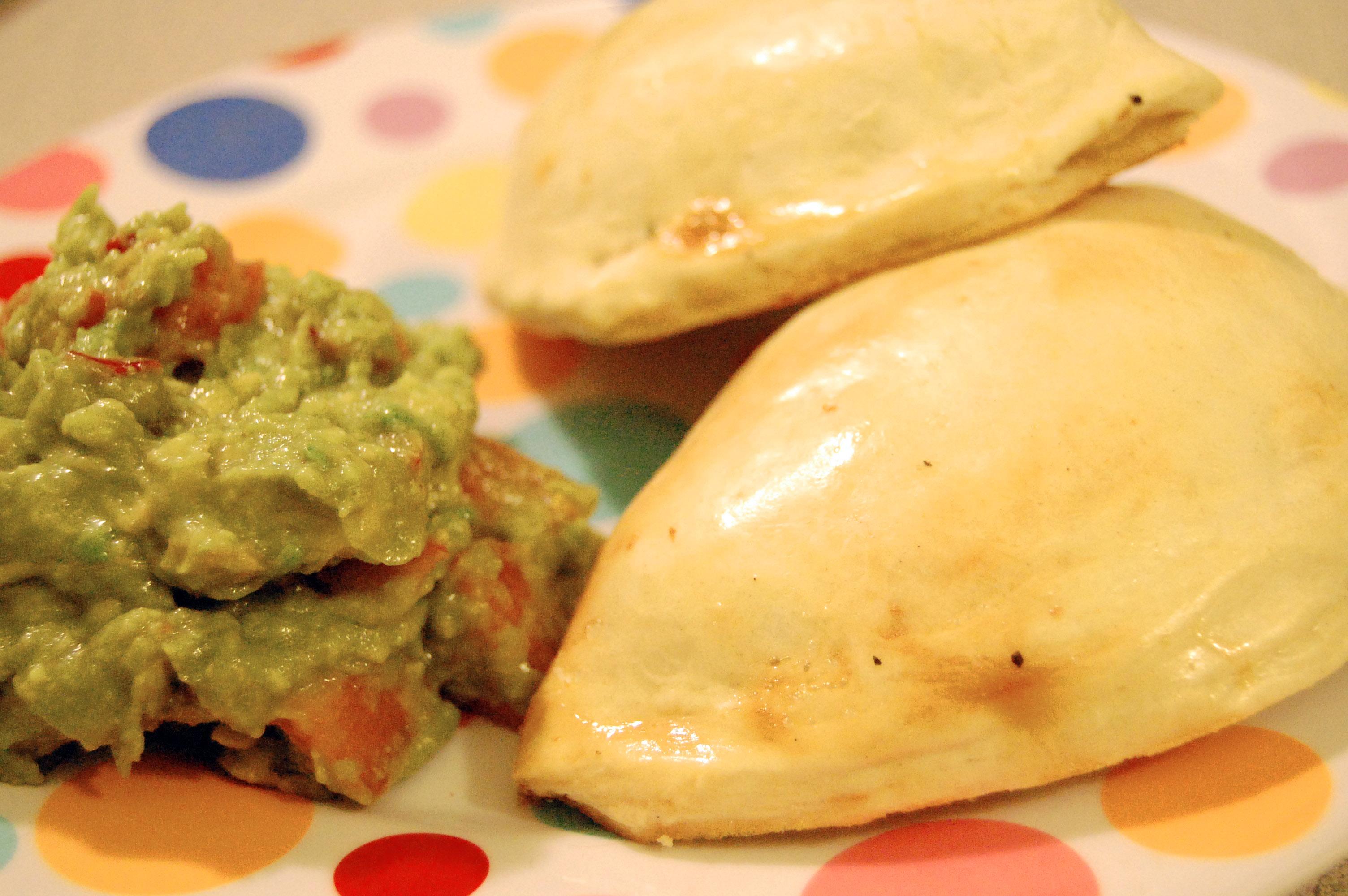 Chicken & Green Chile Empanadas