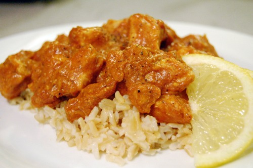 Chicken makhani indian butter chicken savour the senses chicken makhani forumfinder Image collections